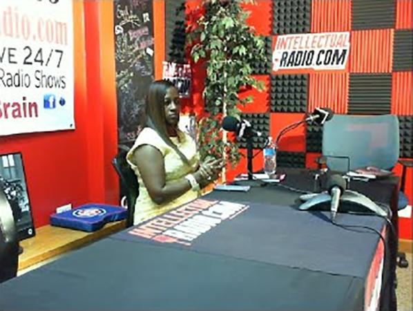 Warriors Talk Radio W/Lady ReShell